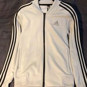 Adidas sweat long sleeve light jacket men
